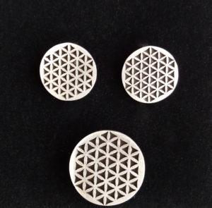 обици, пръстен от сребро, ръчна изработка